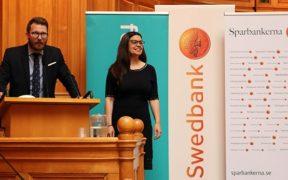 Småföretagsbarometern 2019 presenterades i riksdagen