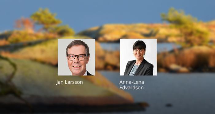 Nya ledamöter i styrelsen för Sparbankernas Riksförbund