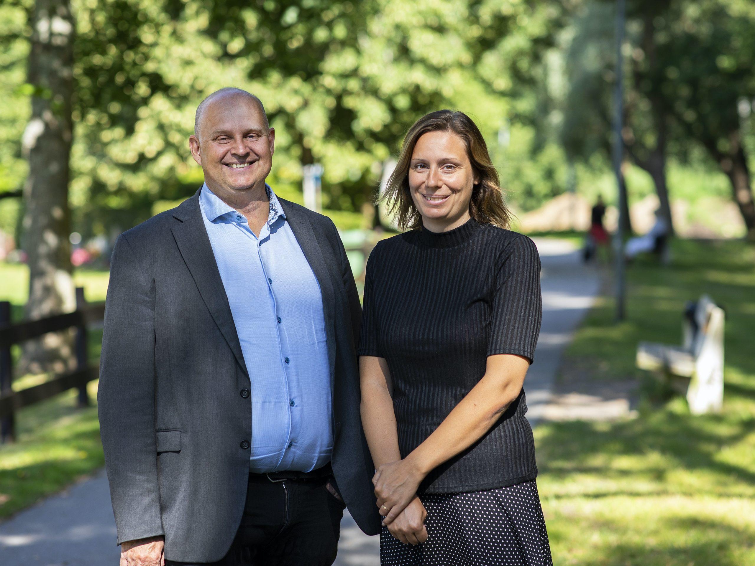 Kinda-Ydre Sparbank: Nya Bankvarvsveckan en hälsosatsning för alla