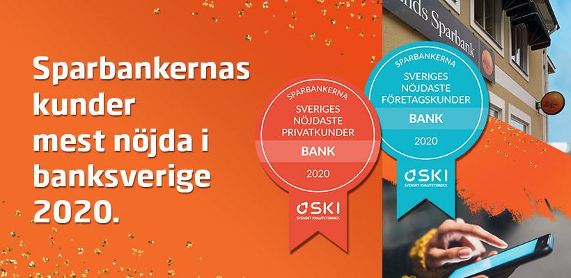 Pandemin, Medlemsinformation nr 46 2020, Dalarnas mest nöjda bankkunder