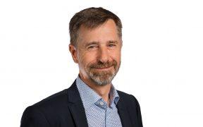 Christian Ottosson, vd Åtvidabergs Sparbank