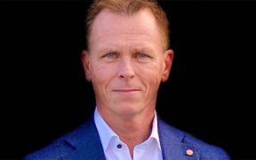 Mikael Bosson, vd Sparbanken Göinge