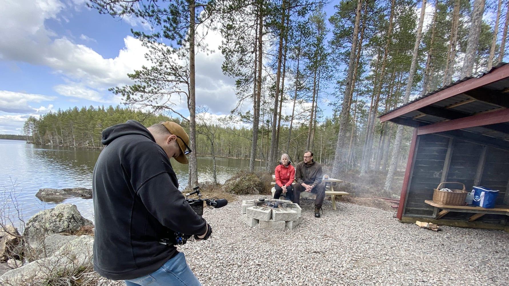 Digital filmpremiär om Siljansbygden