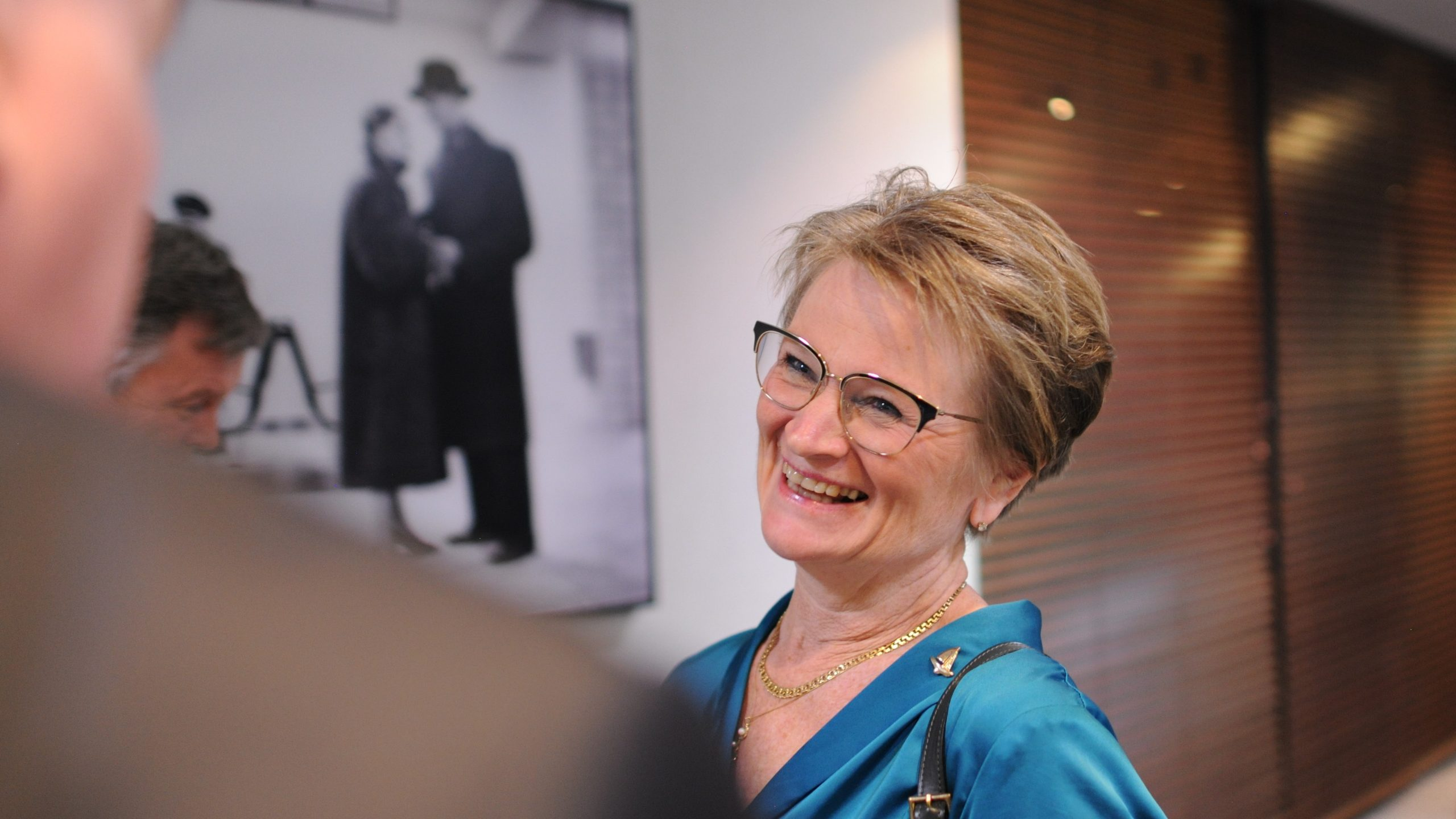 Ewa Andersen Sparbankernas Riksförbund