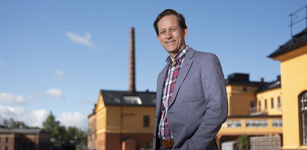 Thomas Karlsson vd Sörmlandsfonden