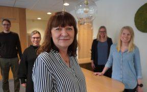 Annett Litz, HR-chef Sparbanken Västra Mälardalen