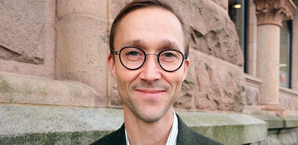 Andreas Björk, CFO, Varbergs Sparbank, gröna obligationer